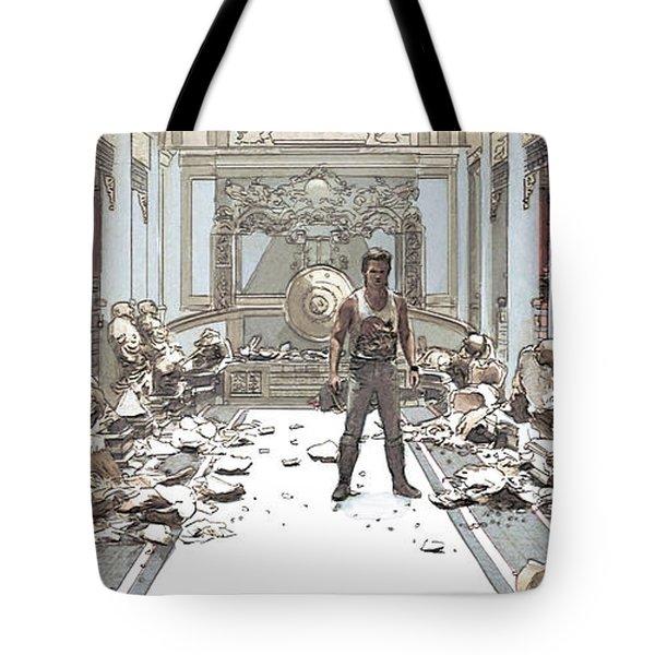 ...effect Tote Bag