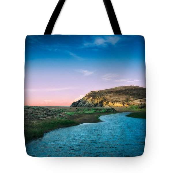 Effect Of Dreams Tote Bag