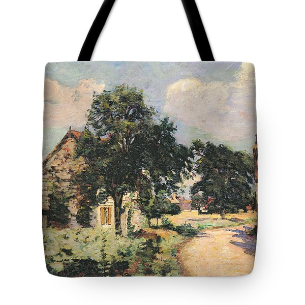 Effect Of The Sun Tote Bag by Jean Baptiste Armand Guillaumin
