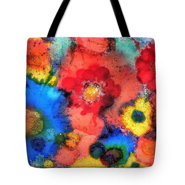 Efflorescence Tote Bag
