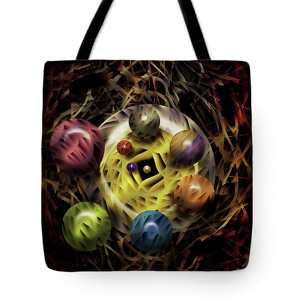Egg Production Tote Bag