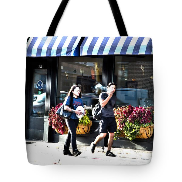Egg Transport Tote Bag