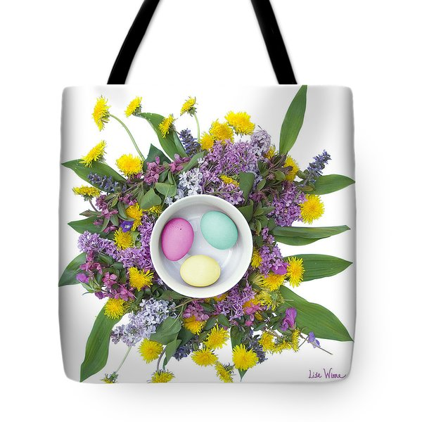 Eggs In A Bowl Tote Bag