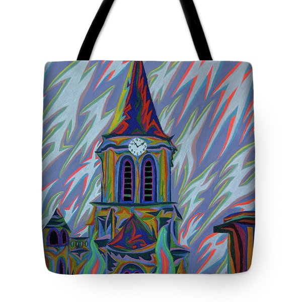Eglise Onze - Onze Tote Bag by Robert SORENSEN