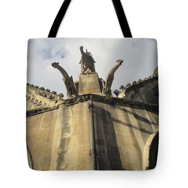 Eglise Saint-severin, Paris Tote Bag