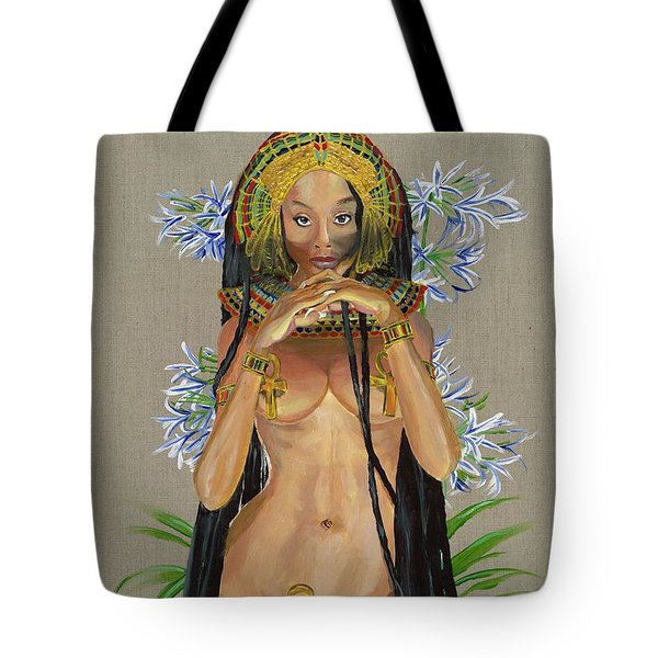 Egyptian Cotton Tote Bag