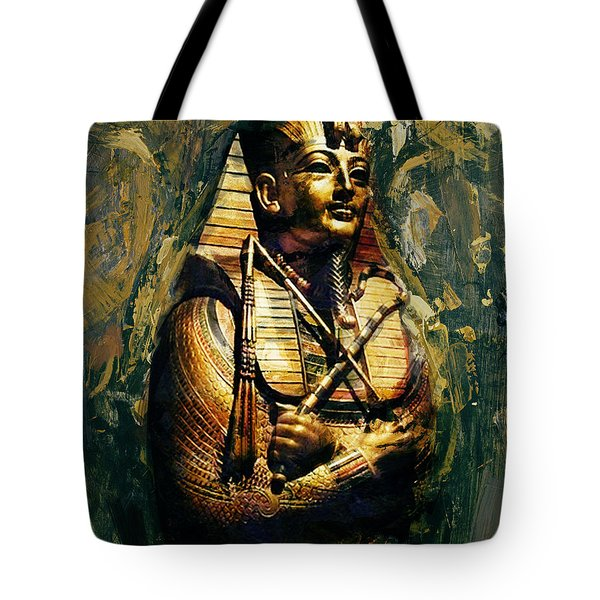 Egyptian Culture 3b Tote Bag