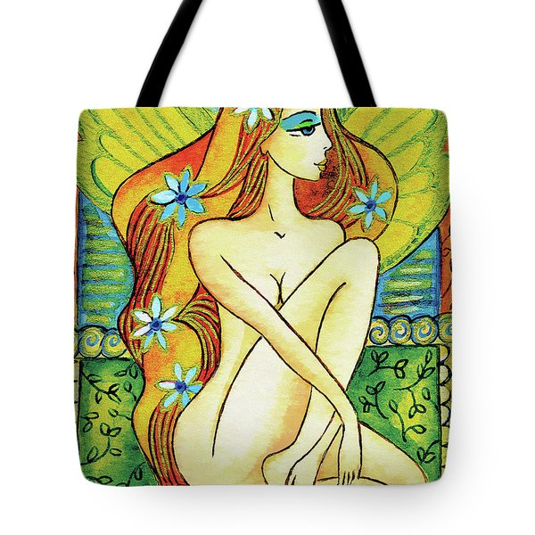 Egyptian Fairy I Tote Bag