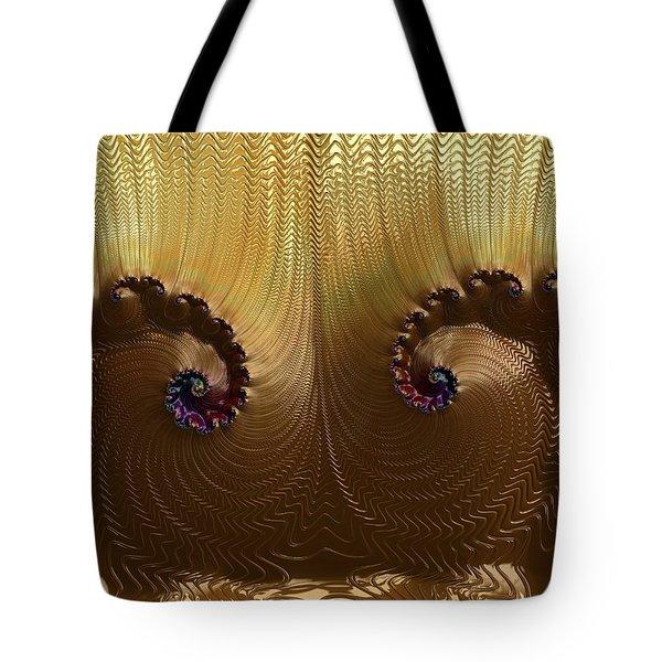 Egyptian God Tote Bag