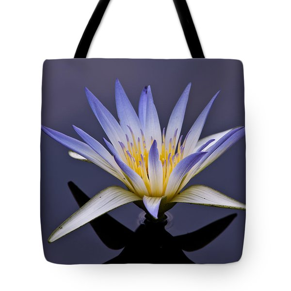 Tote Bag featuring the photograph Egyptian Lotus by Louis Dallara