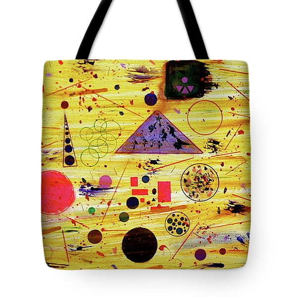 Egyptian Sunrise Tote Bag