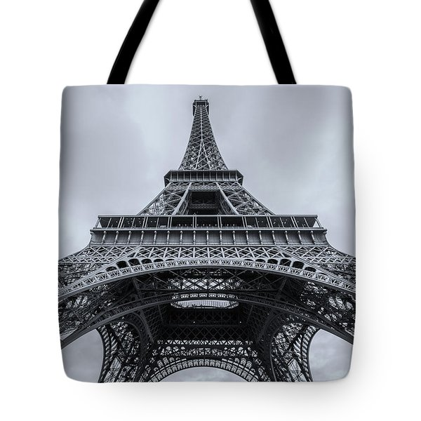 Eiffel Tower 3 Tote Bag