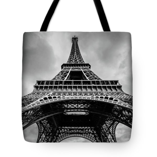 Eiffel Tower 4 Tote Bag