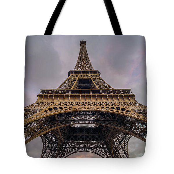 Eiffel Tower 5 Tote Bag