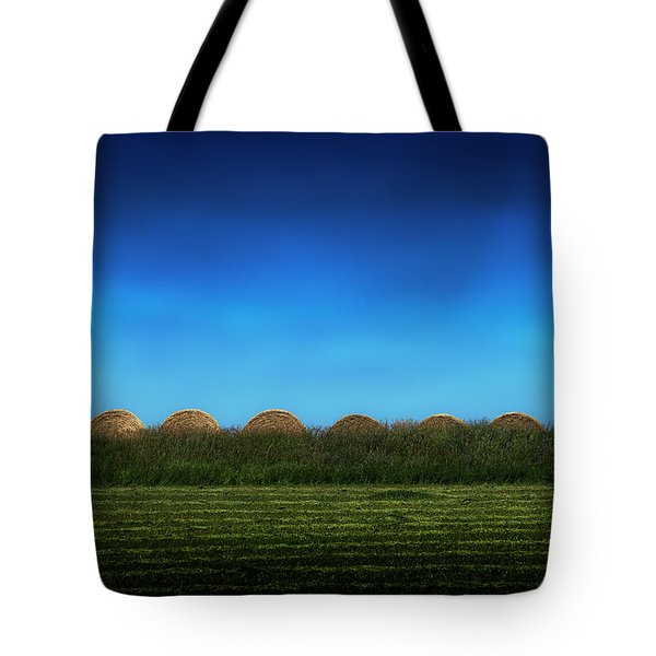 Eight Rolls Tote Bag