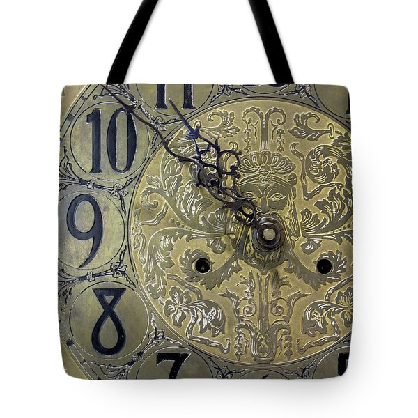 Eight To Eleven Tote Bag by Scott Kingery