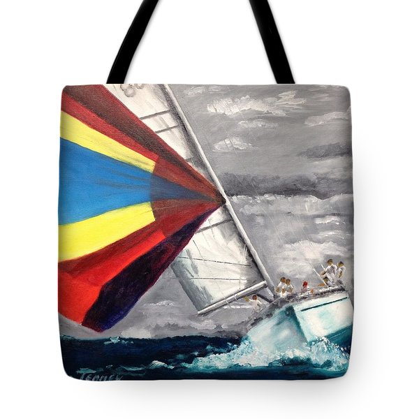 Eighty-six Tote Bag
