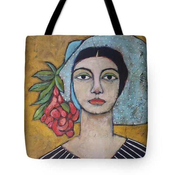 Eileen Tote Bag by Jane Spakowsky