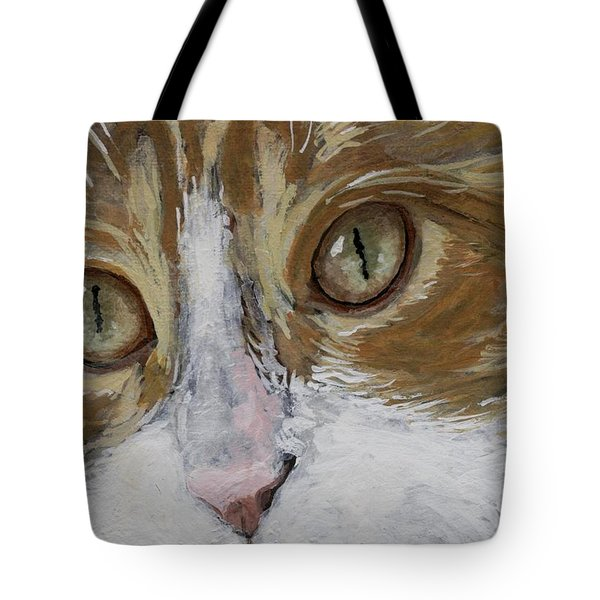 Einstein Tote Bag by Mary-Lee Sanders
