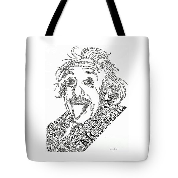 Einsteined. Tote Bag