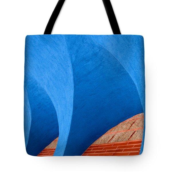 Ekklisia Tote Bag by Paul Wear