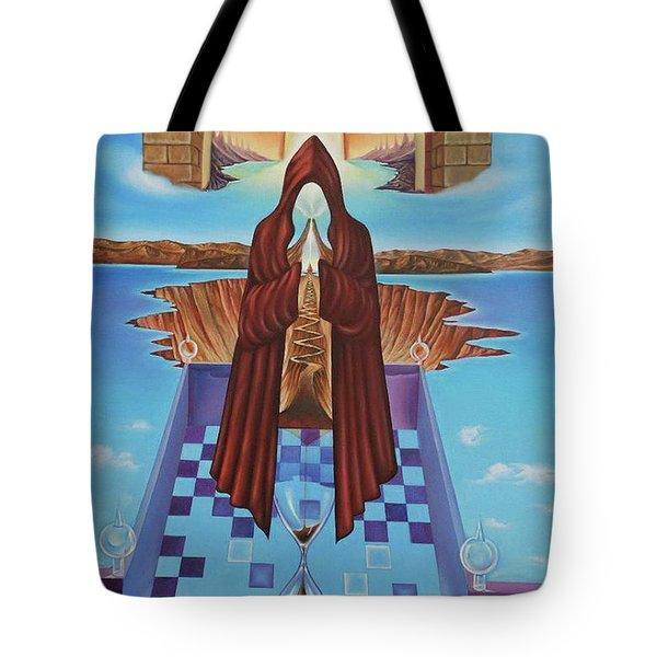 El Camino De La Luz Tote Bag
