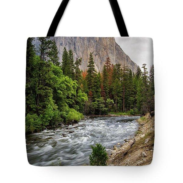 El Cap #3 Tote Bag