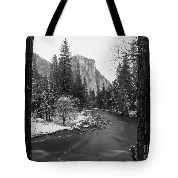 El Cap  Tote Bag