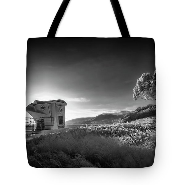 Tote Bag featuring the photograph El Capitan by Sean Foster