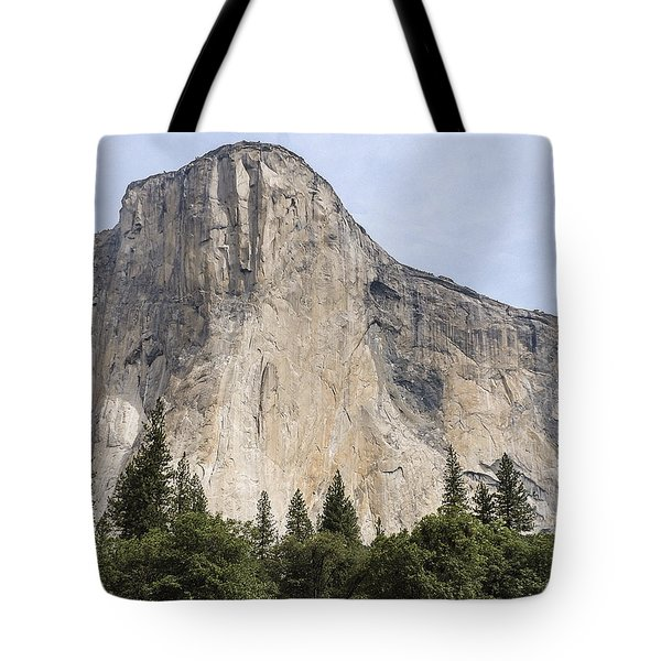 El Capitan Yosemite Valley Yosemite National Park Tote Bag