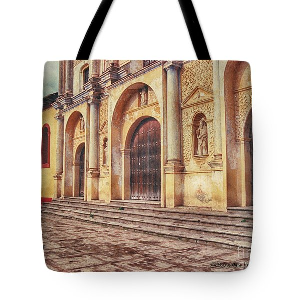 Tote Bag featuring the photograph El Centro by Charles McKelroy