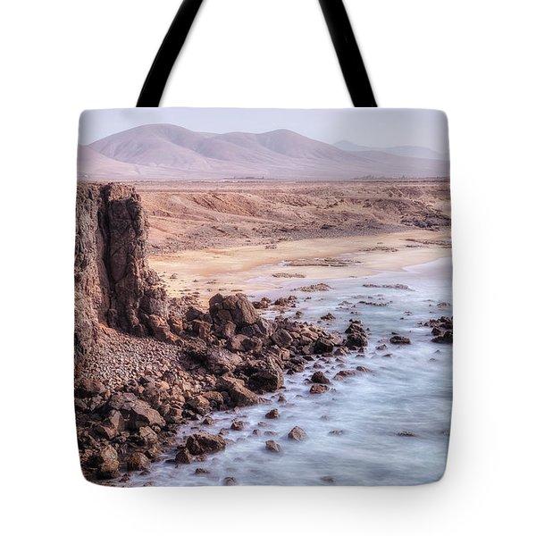 El Cotillo - Fuerteventura Tote Bag by Joana Kruse