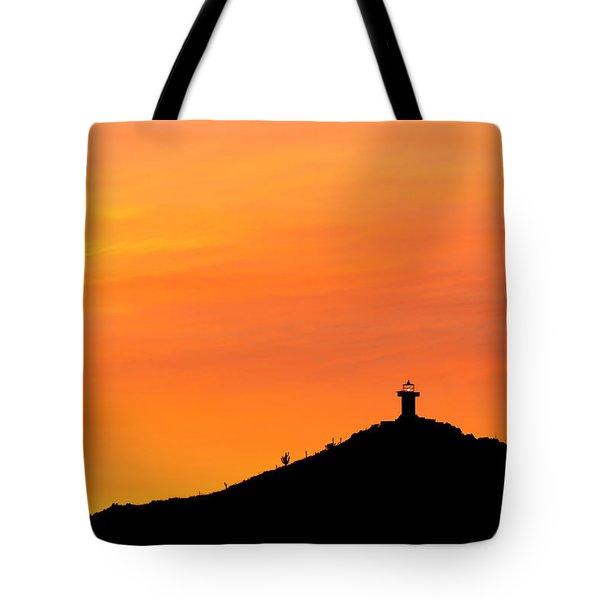 El Faro Tote Bag