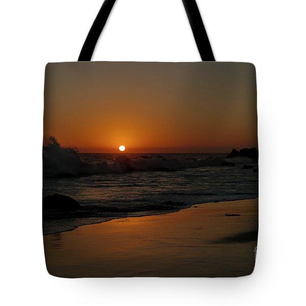 El Matador Sunset Tote Bag