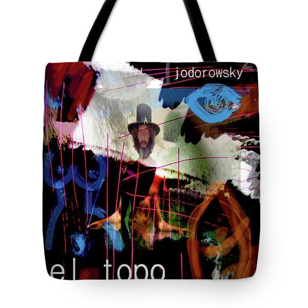 El Topo Film Poster  Tote Bag