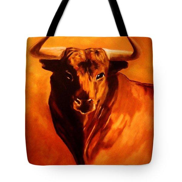 El Toro Tote Bag