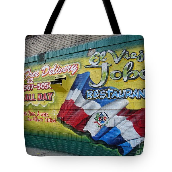Tote Bag featuring the photograph El Viejo Jobo  by Cole Thompson