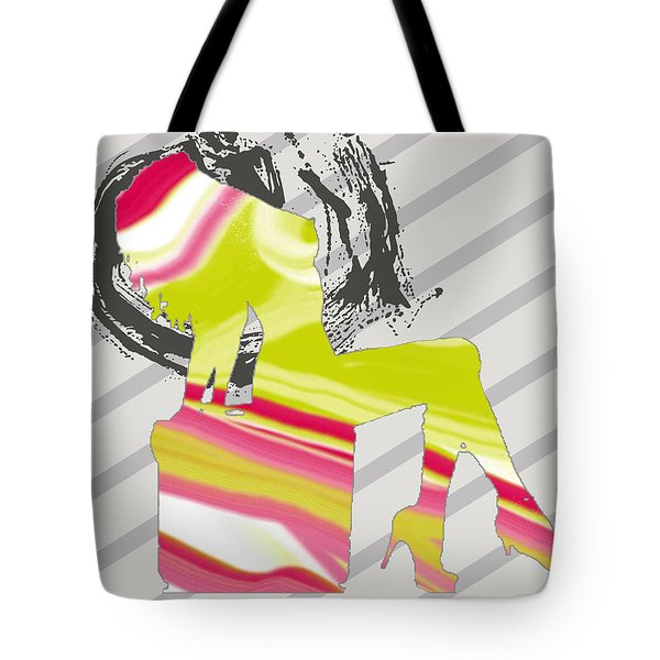 Elation Tote Bag