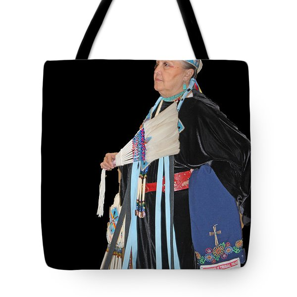 Elder Dancer Tote Bag by Audrey Robillard
