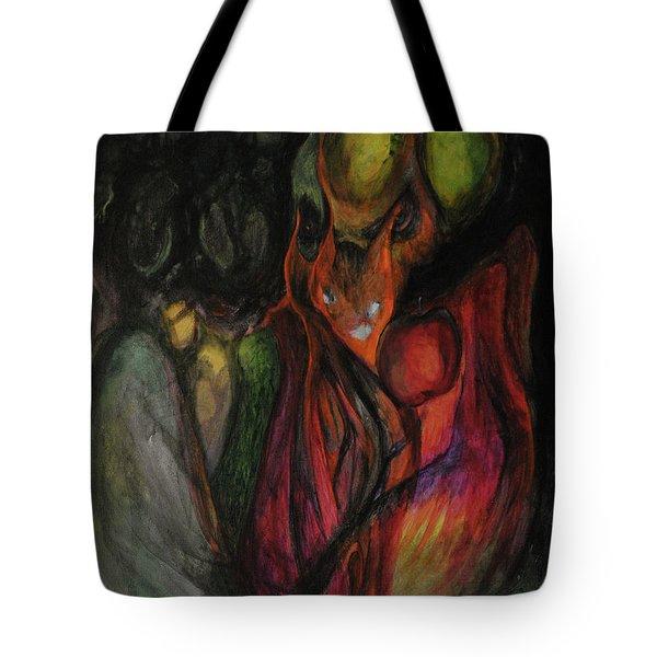 Elder Keepers Tote Bag by Christophe Ennis