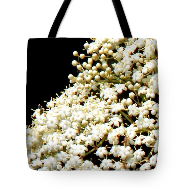 Elderflower Tree Tote Bag
