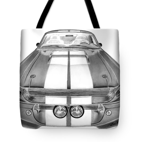 Eleanor Inverted Tote Bag