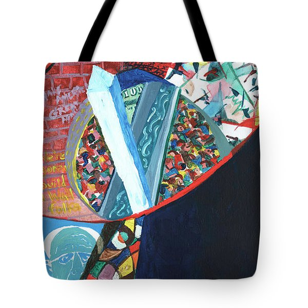 Election Of Outsiders 2016 Tote Bag
