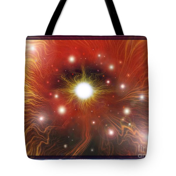 Electra Of Raa Tote Bag