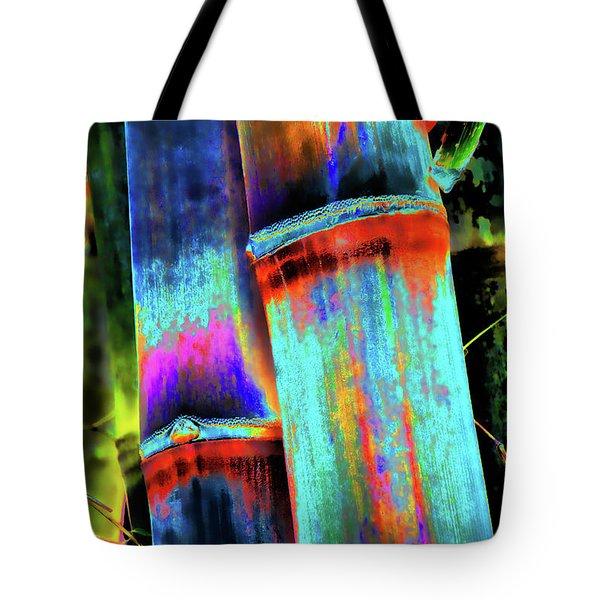 Electric Bamboo 5 Tote Bag