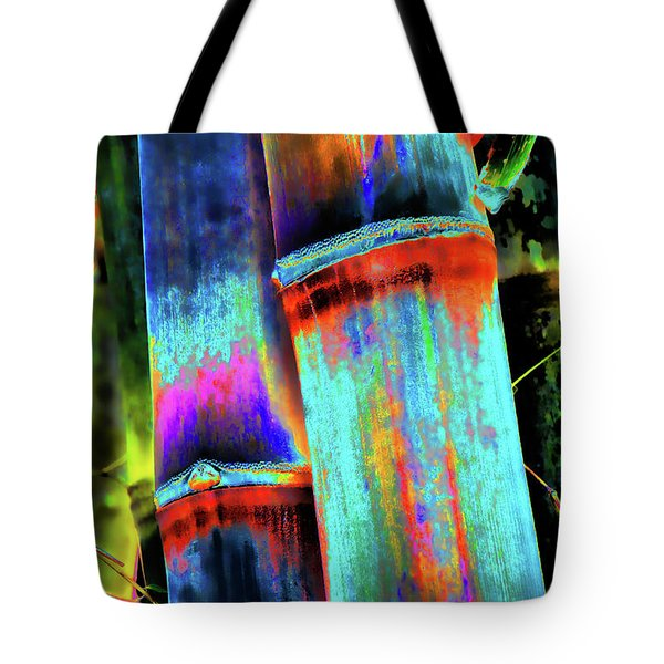 Electric Bamboo 5 Tote Bag