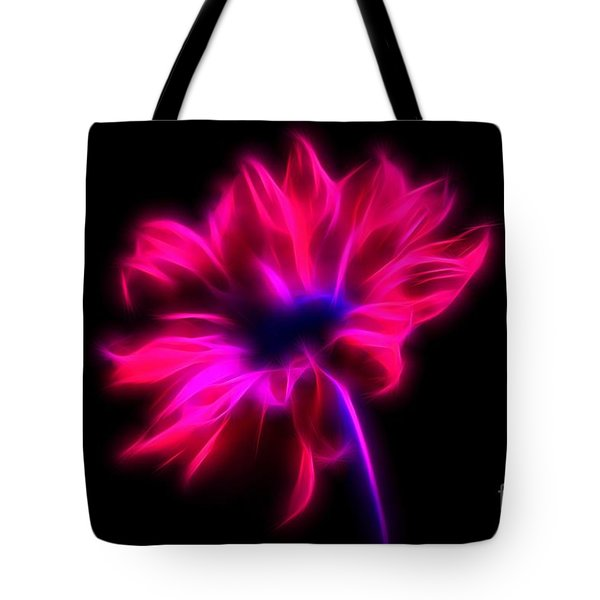 Electric Bliss Tote Bag