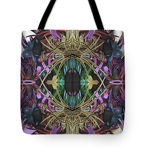 Electric Eye 2 Tote Bag