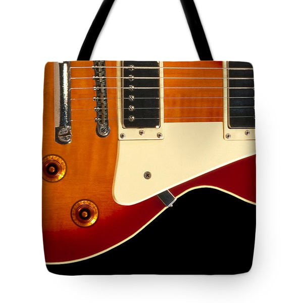 Electric Guitar 4 Tote Bag by Mike McGlothlen