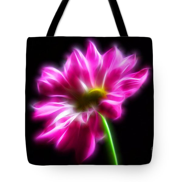 Pink Surprise Tote Bag